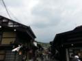 飛騨高山の古い街並みを残した地区