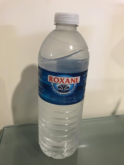 ロクサーヌ ROXANE スプリングウォーター