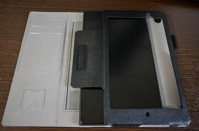 Memo Pad 7 ME572C/ME572CL 保護カバー 収納