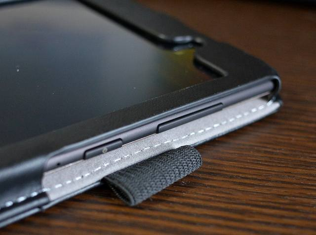 Memo Pad 7 ME572C/ME572CL 保護カバー 電源ボタン-音量ボタン部