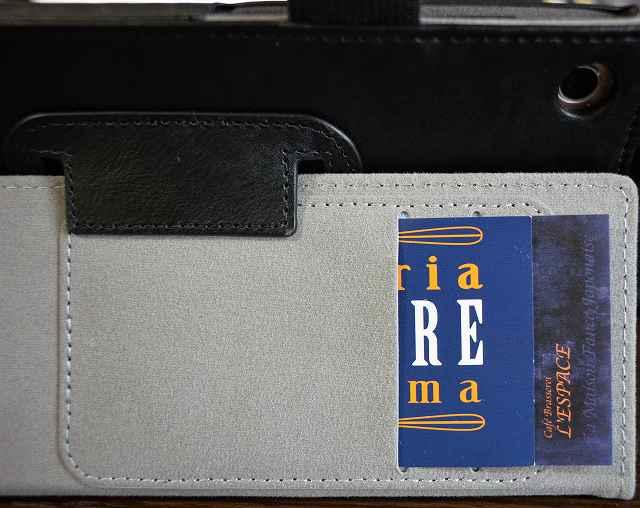 Memo Pad 7 ME572C/ME572CL 保護カバー カードケース部