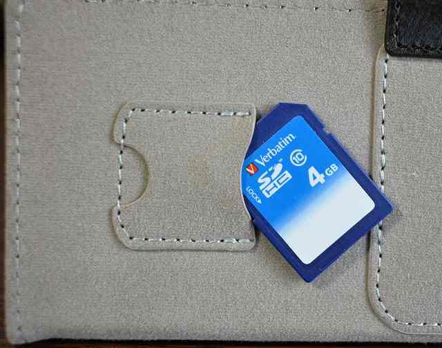 Memo Pad 7 ME572C/ME572CL 保護カバー microSDカード部