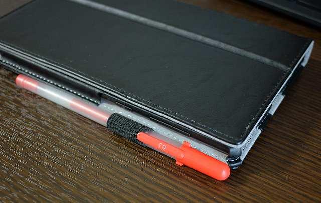 Memo Pad 7 ME572C/ME572CL 保護カバー タッチペンホルダー