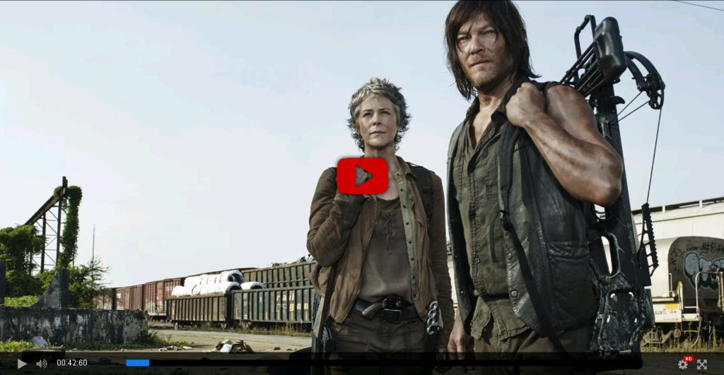 The Walking Dead (Season 7 Episode 10) : New Best Friends