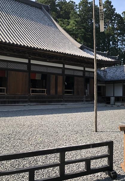 国宝瑞巌寺の本堂は10の間があり、それぞれに趣が異なり、素敵でした。