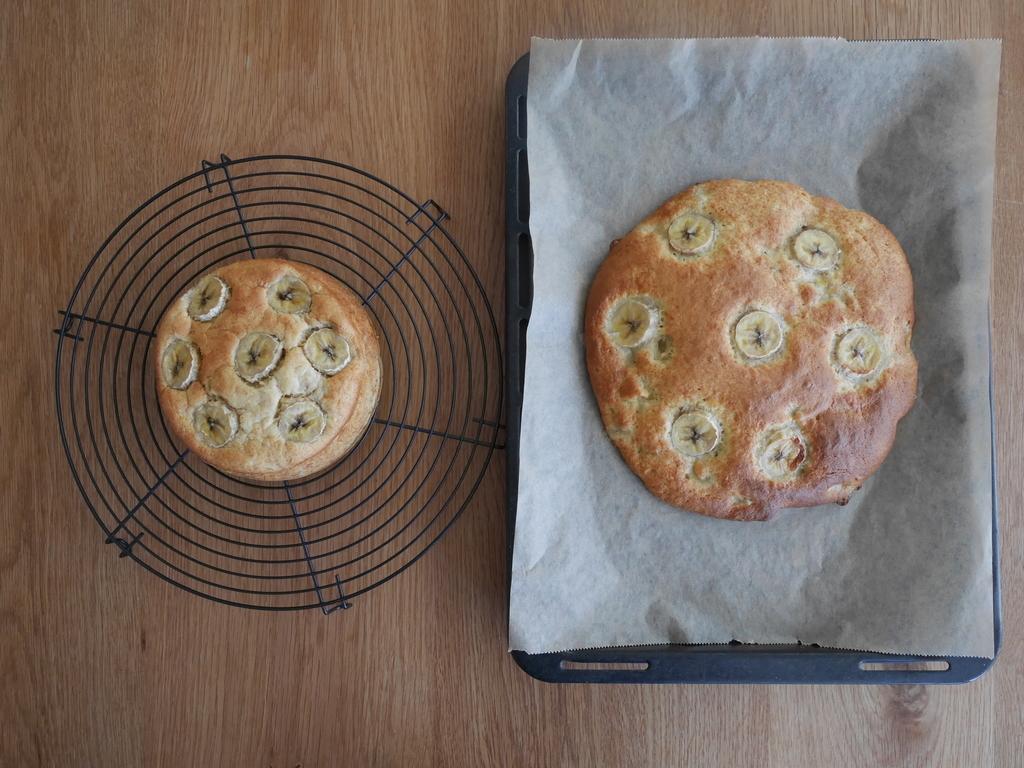 米粉で作る、なかしましほさんのケーキ系レシピ( …
