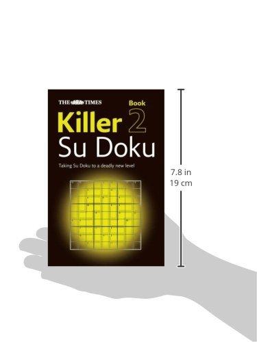 The Times Killer Su Doku 2: 100 Lethal Su