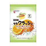 [トクホ] マンナンライフ 蒟蒻畑ララクラッシュ オレンジ味24g×8個×12袋