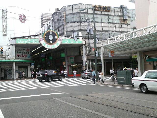 福井鉄道_福武線_福井駅前線路終端