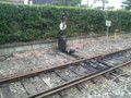 [線路]えちぜん鉄道_三国港_スプリングポイント
