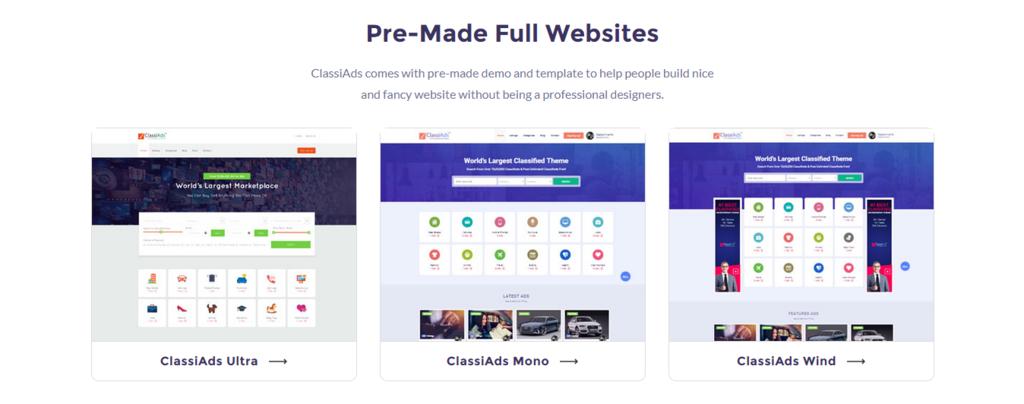 Biggest Classified ads Wordpress Theme! - marketing-designinvento's blog