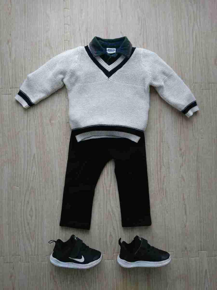 3歳以下の幼児のお葬式での服装2