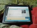 ノートPCは、タブレット式しか買わない微妙なこだわり。