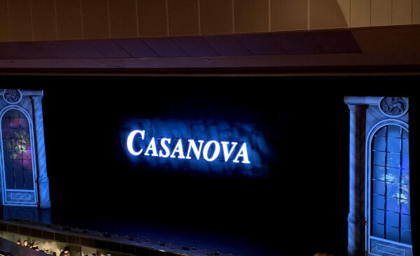 CASANOVA感想その2 2幕目