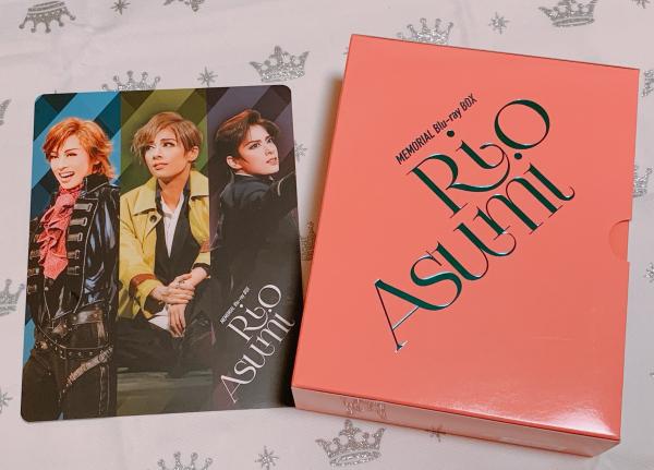 Rio Asumi Memorial Blu-ray Box(4枚組)