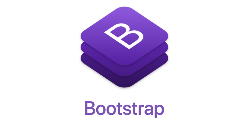 Bootstrap 4 ロゴ
