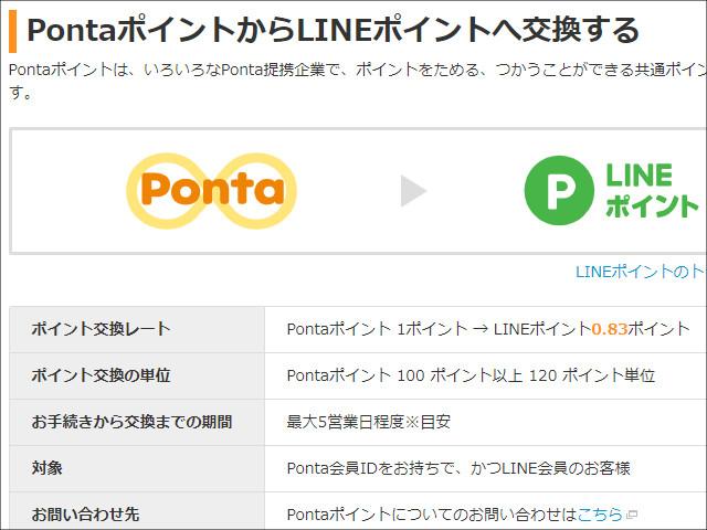Ponta Webより