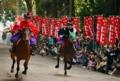 京都新聞写真コンテスト 近江の競べ馬