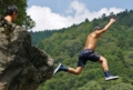 京都新聞写真コンテスト 空を飛べるかも