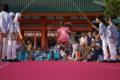 京都新聞写真コンテスト 私、跳びます