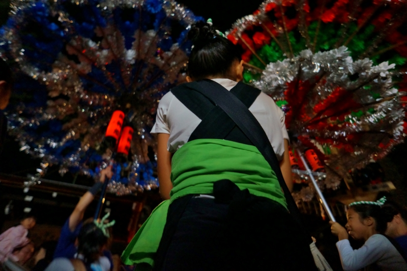 京都新聞写真コンテスト 祭りだホイットー!