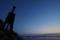 京都新聞写真コンテスト 一人ぼっちの灯台