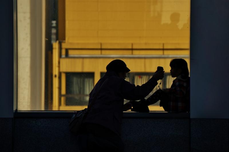 京都新聞写真コンテスト 伝えたいことがあるの