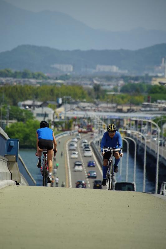 京都新聞写真コンテスト 上り坂は下り坂