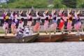 京都新聞写真コンテスト 前略 川の上から