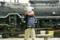 パパは僕の機関車