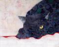 ポーの黒猫