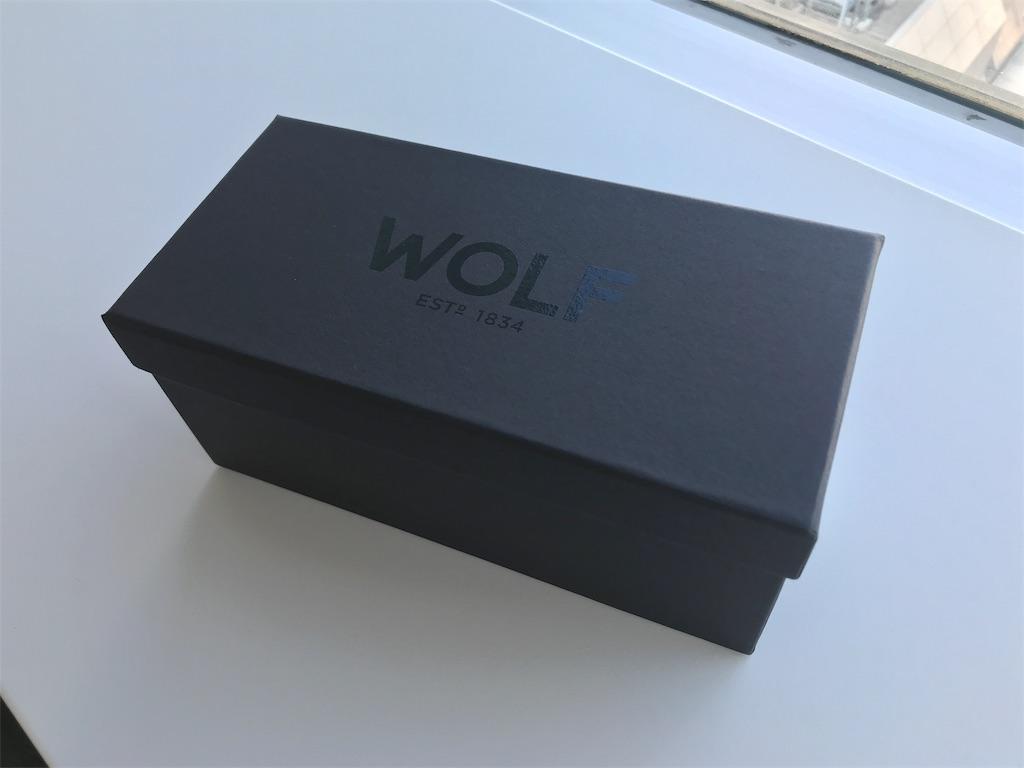 WOLFウォッチロール外装