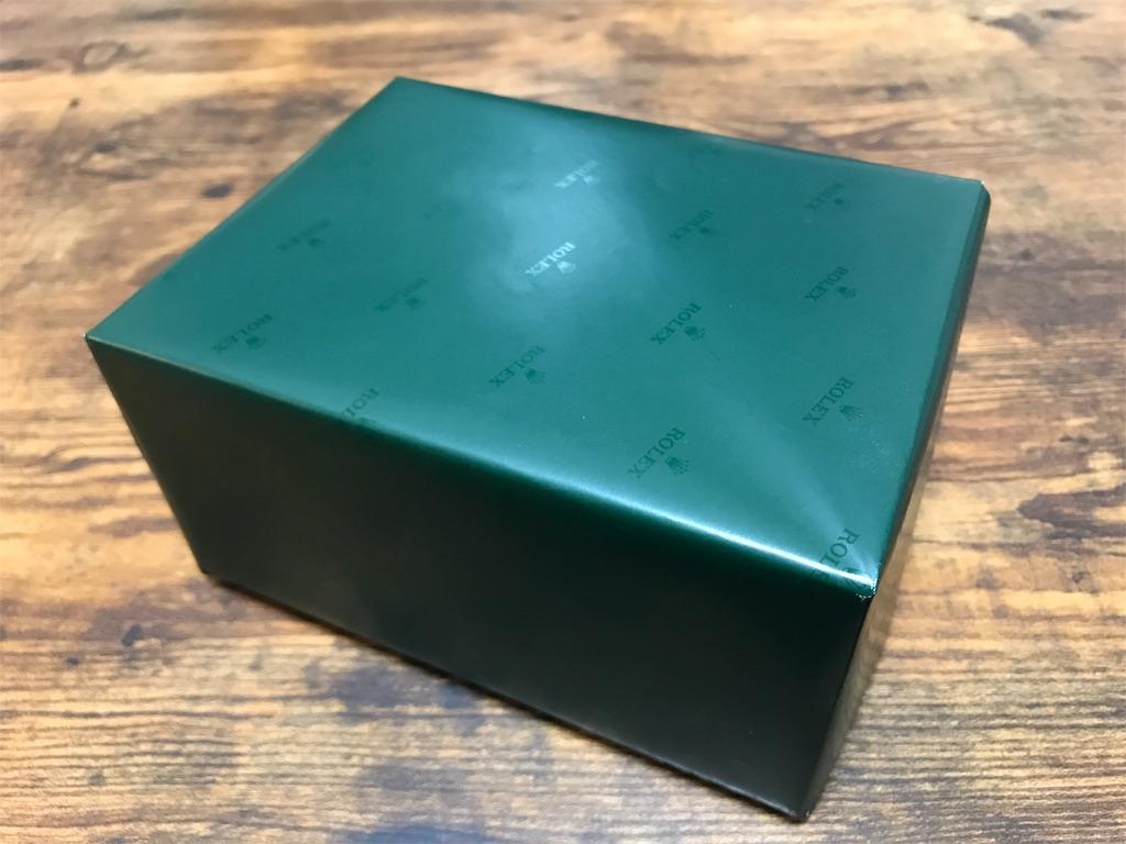 ロレックスの包装ボックス
