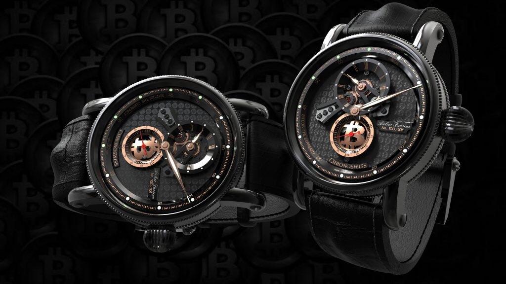 Flying Regulator Open Gear Blockchain Series Bitcoin