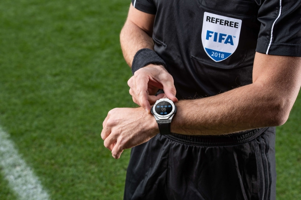Big Bang Referee 2018 FIFA World Cup Russia