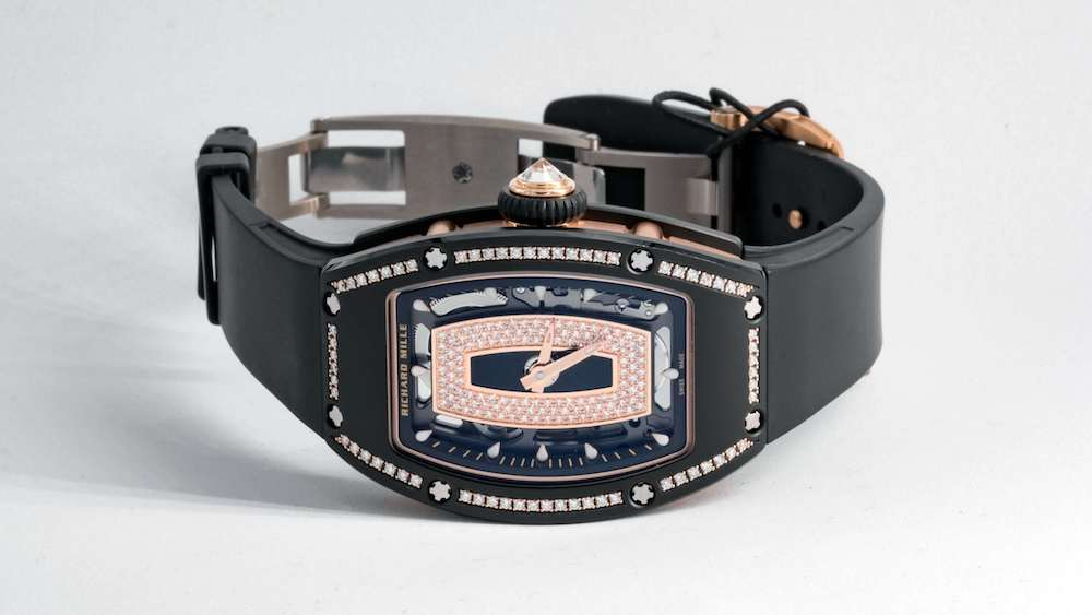 Richard Mille RM07-01 front