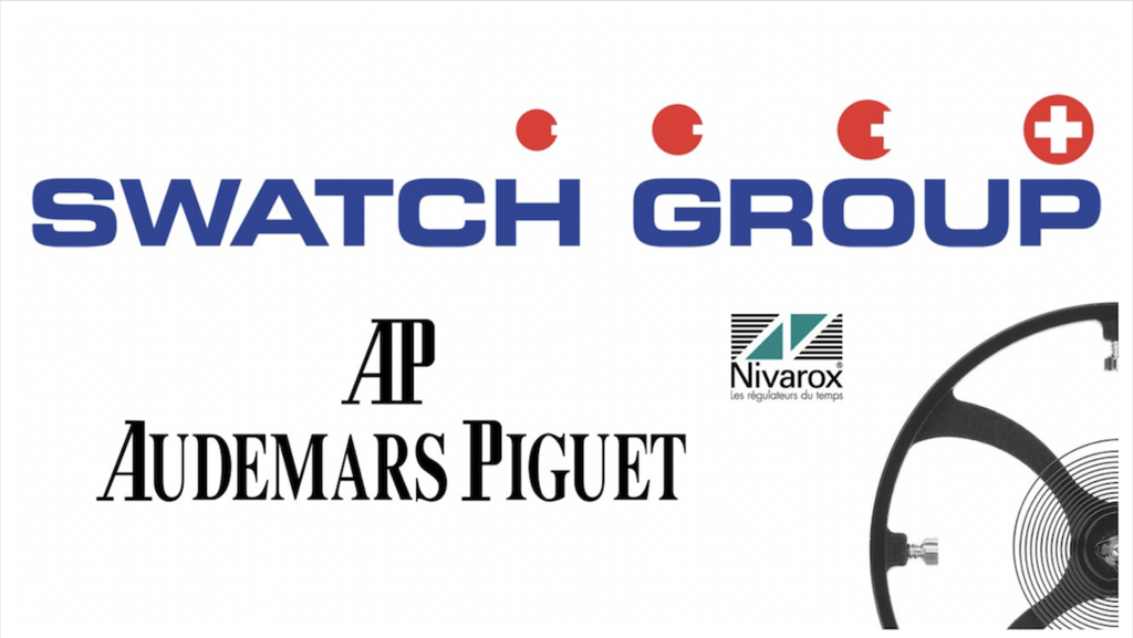 スウォッチグループとオーデマピゲ共同開発のNivachron