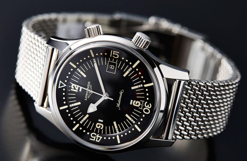newest 6ad9f 269b0 ロンジン ヘリテージコレクションのおすすめモデル5選 - 腕時計 ...