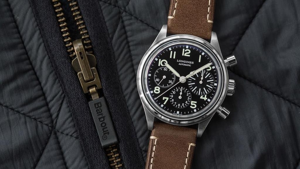 newest 1d2e0 1a4fd ロンジン ヘリテージコレクションのおすすめモデル5選 - 腕時計 ...