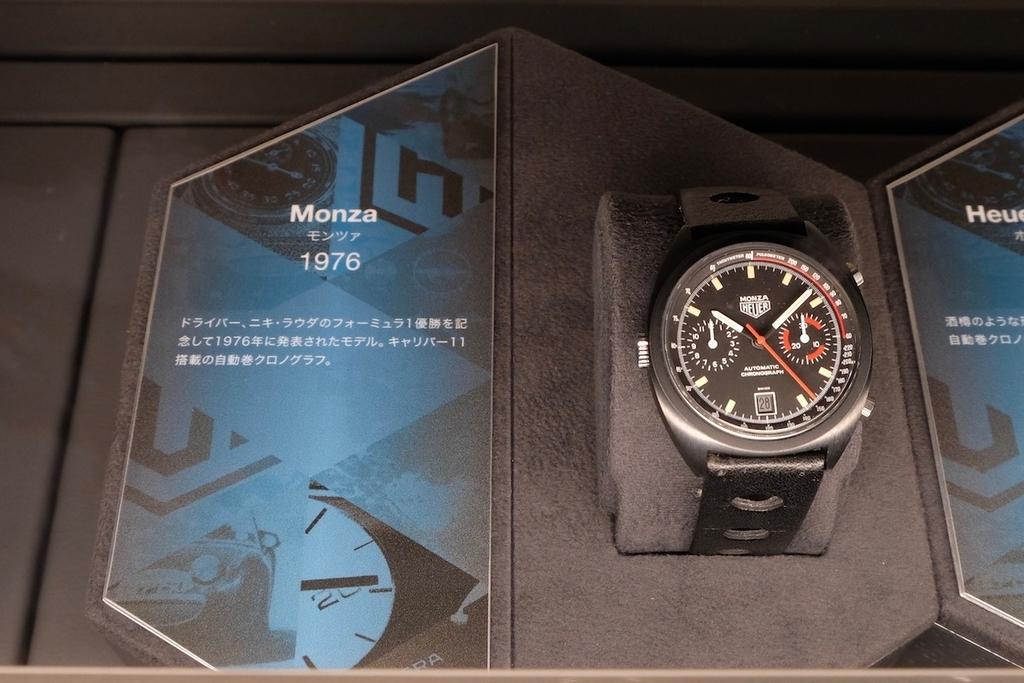 ドライバー、ニキ・ラウダのフォーミュラ1優勝を記念して1976年に発表されたモンツァ