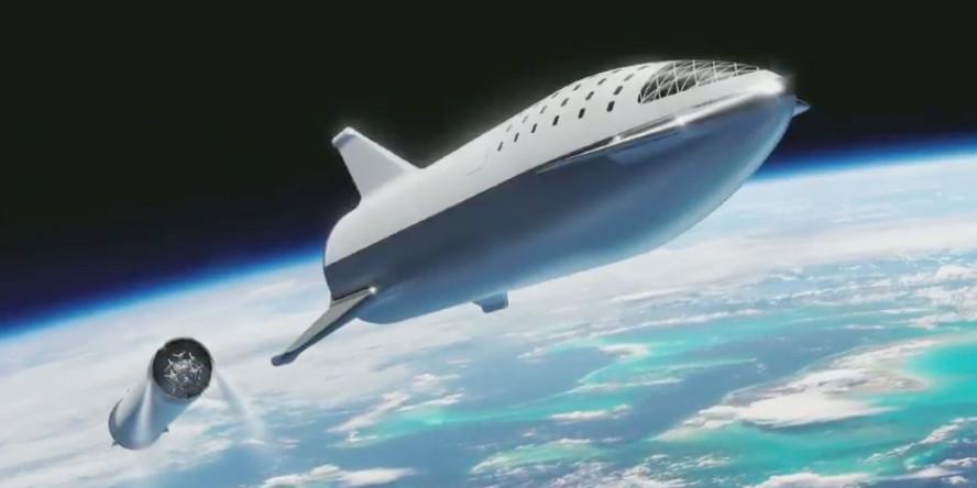 宇宙船BFR