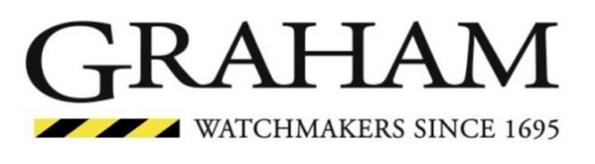 時計ブランド グラハムのロゴ