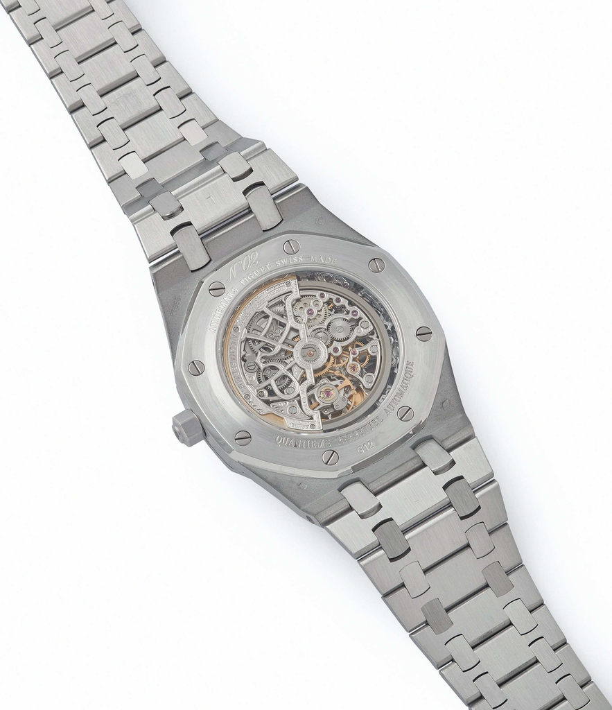 Royal Oak Ref.25829PT バック