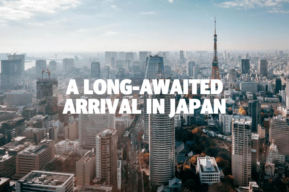 Tudor公式サイトの日本上陸アナウンス
