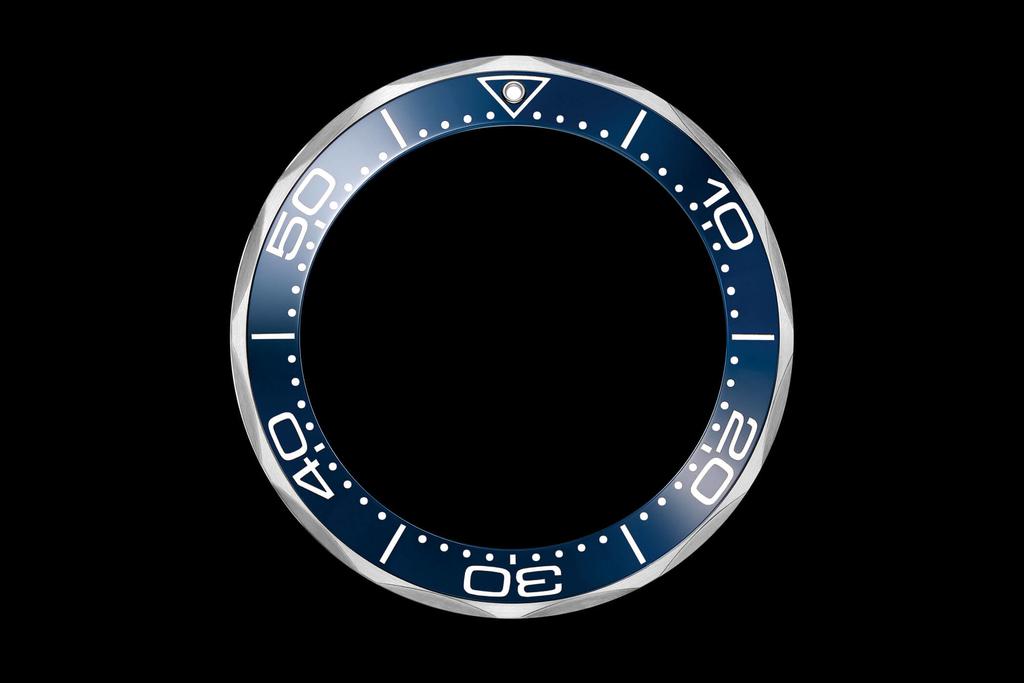 オメガ シーマスター ダイバー 300mのベゼル