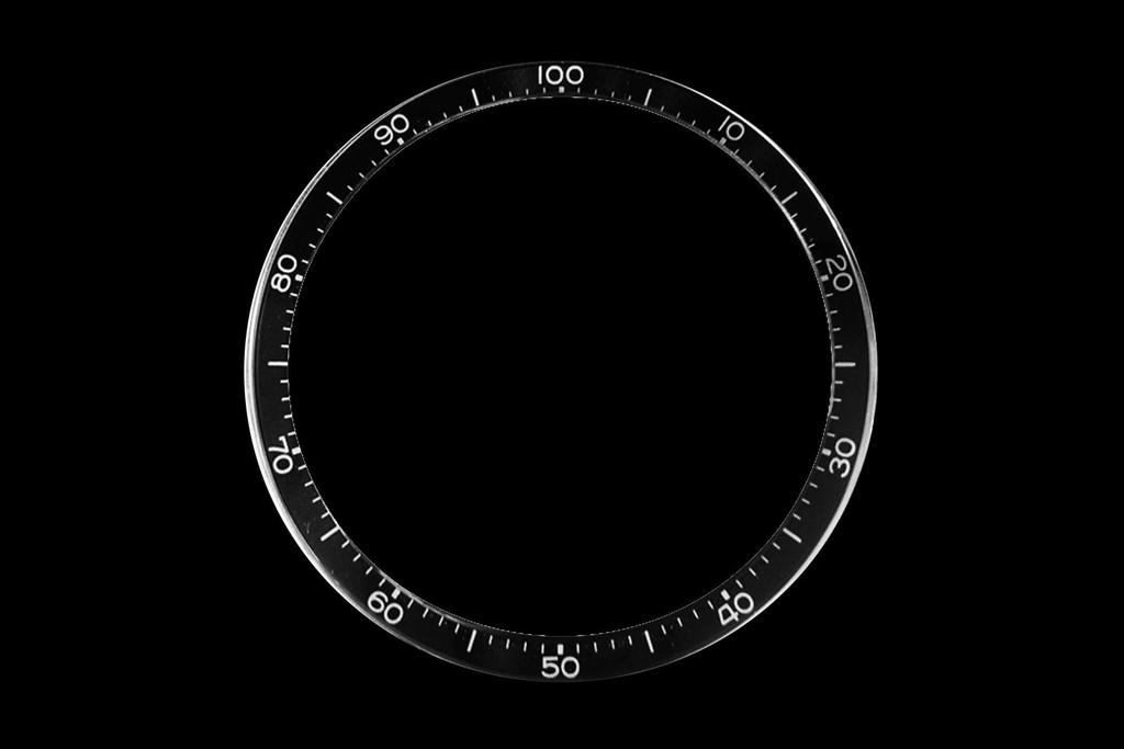 オメガ ヴィンテージのスピードマスターのデシマルカウンター