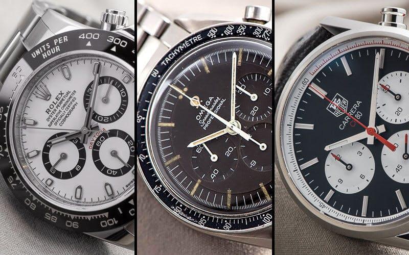 腕時計のベゼル