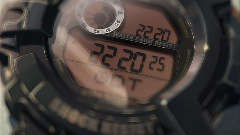 秒速5センチメートルのCASIO G-SHOCK G-2500-3V