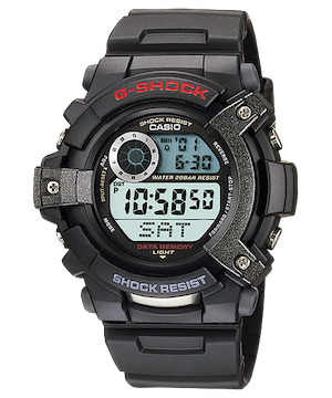 CASIO G-SHOCK G-2500-1MJF