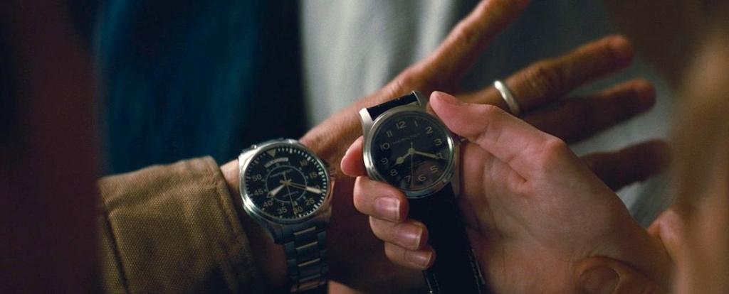 映画『インターステラー』の時計